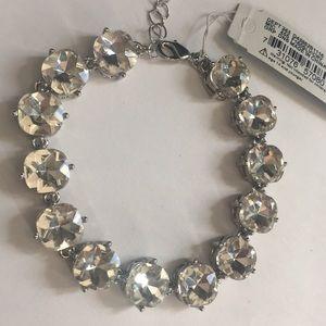 Bling faux fashion jewelry bracelet NWT
